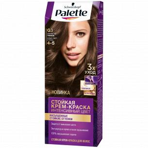 Palette ICC Краска для волос 4-5 (G3) Золотистый трюфель 110 мл