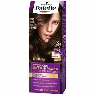 Palette ICC Краска для волос 3-65 (W2) Темный шоколад 110 мл