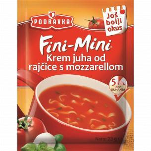 Суп Podravka томатный с моцареллой
