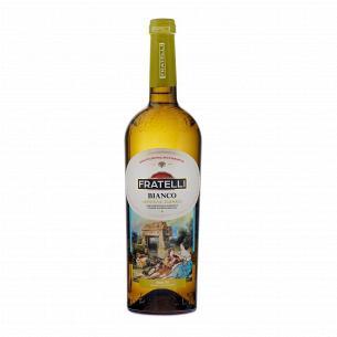 Вино Fratelli Blanco столовое белое полусладкое