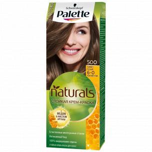 Palette Naturals (Фитолиния) Краска для волос 6-0 (500) Темно-русый 110 мл