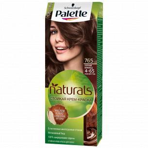 Palette Naturals (Фитолиния) Краска для волос 4-65 (765) Горячий шоколад 110 мл