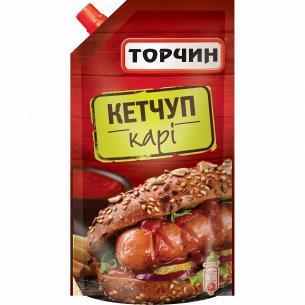 Кетчуп Торчин карри пастеризованный