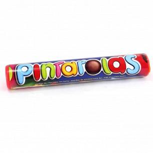 Драже Pintarolas из молочного шоколада в глазури