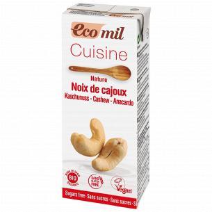 Сливки Ecomil органические из кокоса д/приготовлен