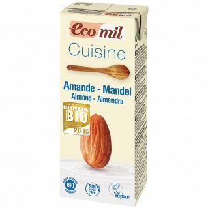 Сливки Ecomil органические из миндаля д/приготовл