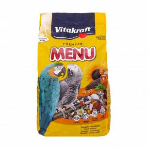 Корм для попугаев Vitakraft Ара-меню