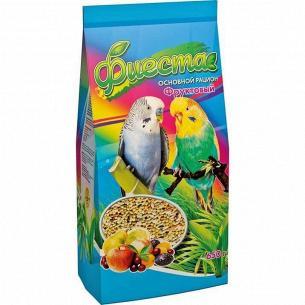 Корм для попугаев Природа Фруктовый