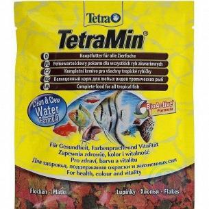 Корм для рыб Tetra Min хлопья
