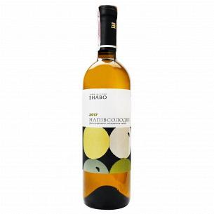 Вино Шабо Класика біле...