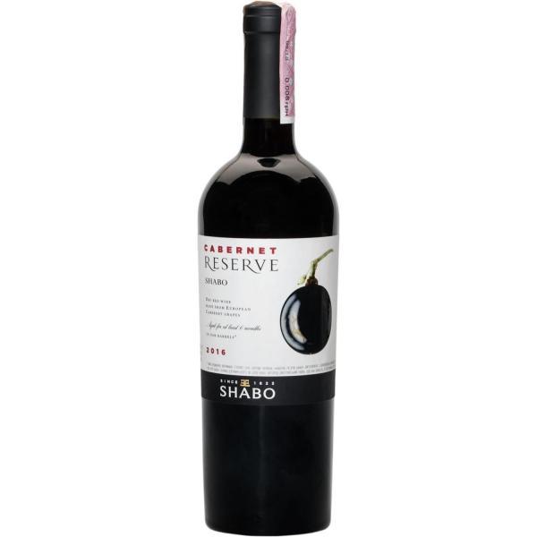 "Вино Каберне ""Reserve Shabo"" сухое красное 0,75 л"