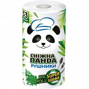 Полотенца бумажные Сніжна панда Big Roll