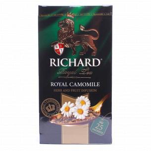 Чай фруктово-травяной Richard Royal Камомайл