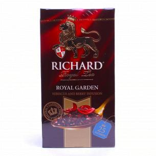 Чай ягодно-травяной Richard Royal Гарден