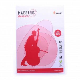 Бумага офисная Maestro Standard+ A3 80г/м2 500лис