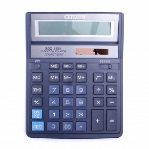 Калькулятор SDC-888XBL CITIZEN