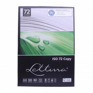 Бумага Lettura Ecology Paper ISO72 A4 80г/м2 500л