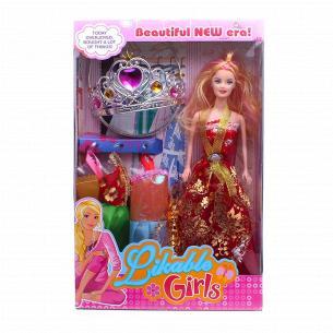 """Набір іграшковий. """"Лялька з..."""