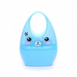 Точилка Cool FOR school Rabbit 1лезв контейн пласт