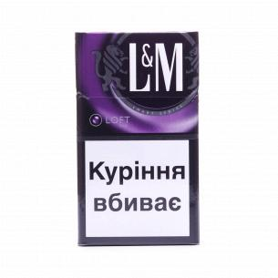 Сигареты L&M Loft Mix