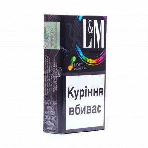Сигареты L&M Loft Double Splash