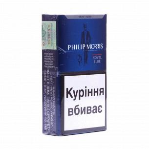 Сигареты Philip Morris Novel Blue