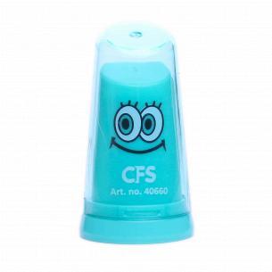 Точилка Cool FOR school Улыбка пластик CF40660