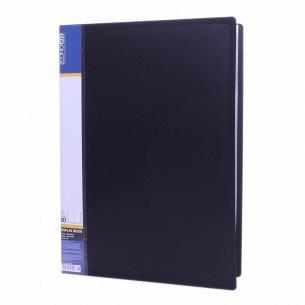 Папка пластиковая с 40 файлами ECONOMIX