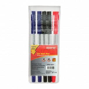 Ручки гелеві Epene D-01