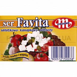 Сыр Mlekovita Favita 12% кор/мол