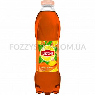 Холодный чай Lipton со вкусом персика 1л