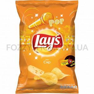 Чипсы Lay`s картофельные со вкусом сыра 133г