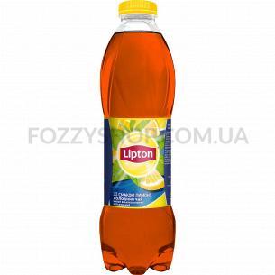Холодный чай Lipton со вкусом лимона 1л