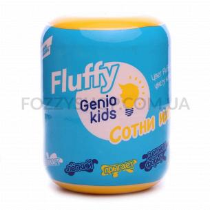 Пластилин д/лепки Genio Kids Fluffy воздушн TA1500