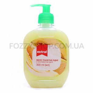 Мыло жидкое Extra! с экстрактом дыни