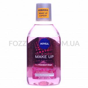 Вода мицеллярная Nivea Make-up Expert+ Вода розы