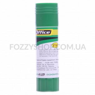 Клей-карандаш 4Office PVA 4-339