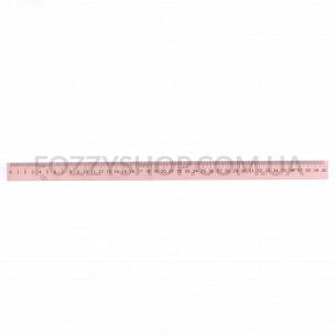 Линейка Козлов деревянная шелкография 40см