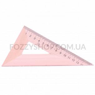 Треугольник Козлов деревянный 16см 30*60мм