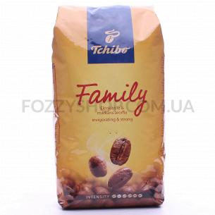 Кофе зерно Tchibo Family