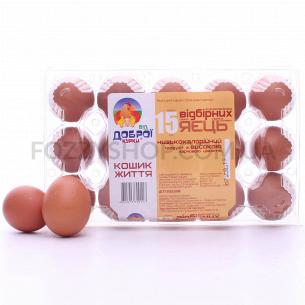 Яйца Від доброї курки Корзина Жизни СО