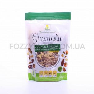 Гранола Терра орехи-кунжут-финики
