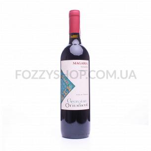 Вино Georgian Ornament Magaria Red