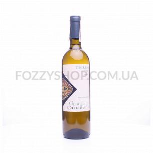 Вино Georgian Ornament Tbilisi White