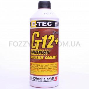 Антифриз E-TEC Glycsol Gt12+ концентрат красный