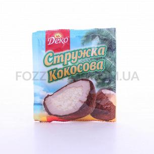 Стружка кокосовая  Деко