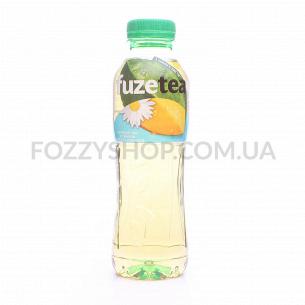 Чай холодный Fuze tea зеленый вкус манго-ромашка