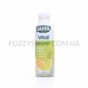 Напиток соковый Jaffa Vital Immunity лимон-лайм