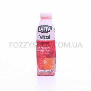 Напиток соковый Jaffa Vital Energy грейпфрут-мандарин