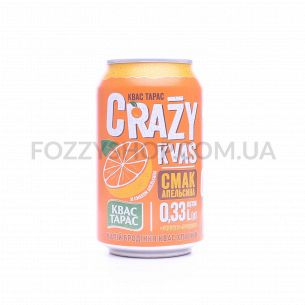 Квас Квас Тарас Crazy Kvas...